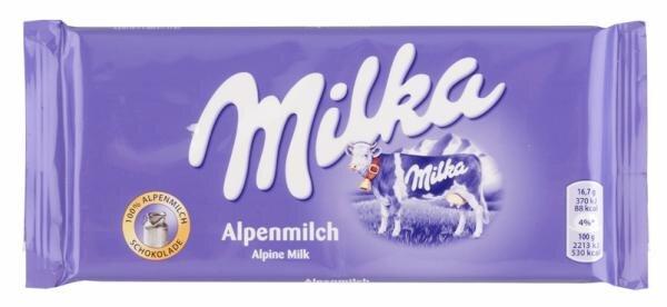 Milka Alpenmilch Hauptbild