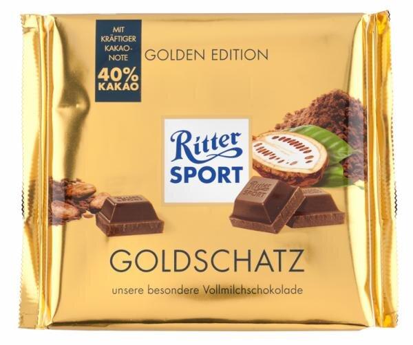 Ritter Sport Goldschatz Hauptbild