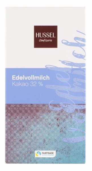 Hussel Confiserie Edelvollmilch Hauptbild