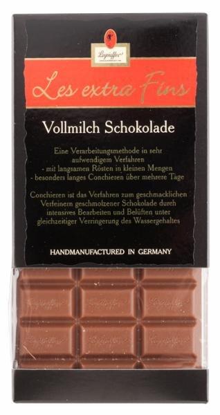 Leysieffer Les extra Fins Vollmilch Schokolade Hauptbild