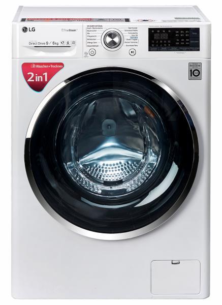 lg waschmaschine test