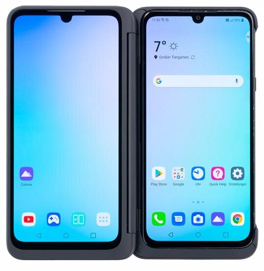 LG G8X ThinQ Dual Screen Hauptbild