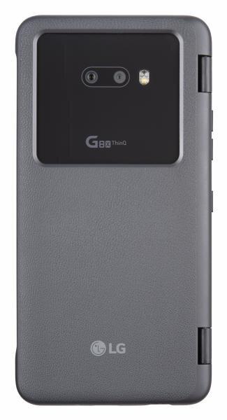 LG G8X ThinQ Dual Screen Rückseite