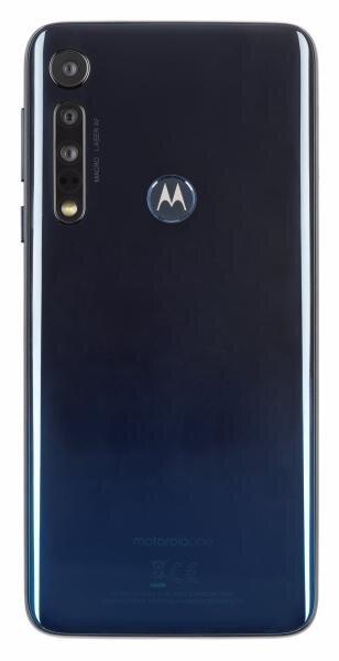 Motorola One Macro Rückseite