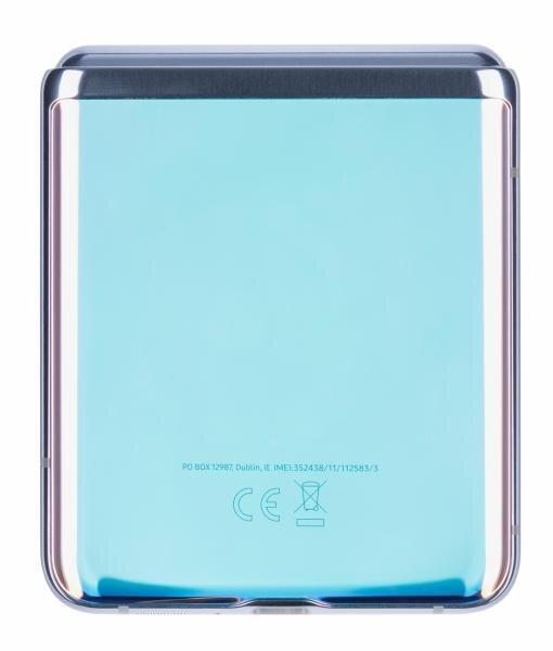 Samsung Galaxy Z Flip rueckseite2