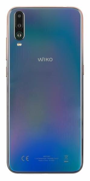 Wiko View4 Rückseite
