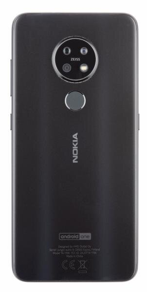 Nokia 7.2 (128 GB) Rückseite