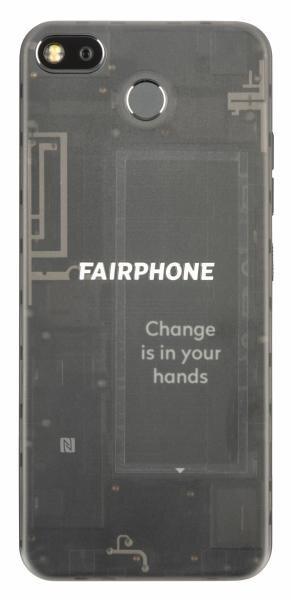 Fairphone 3 Rückseite