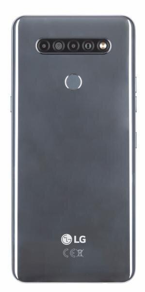 LG K51S Rückseite