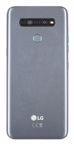LG K41S Rückseite