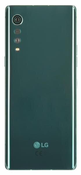 LG Velvet 5G Rückseite