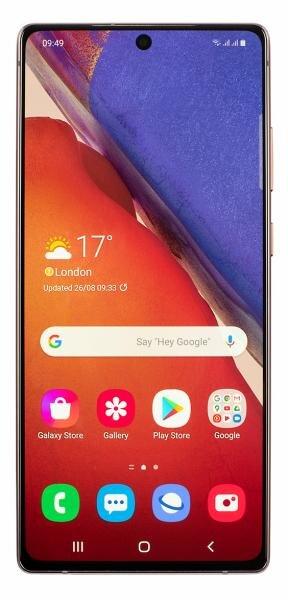 Samsung Galaxy Note 20 5G Hauptbild