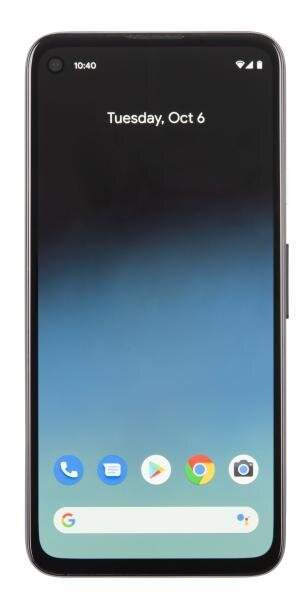 Google Pixel 4a Hauptbild
