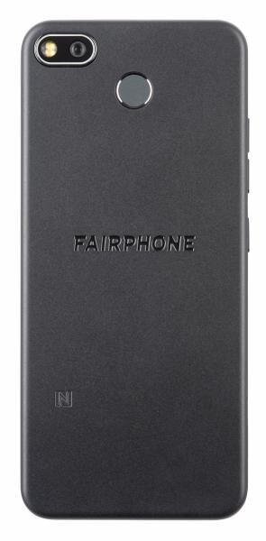Fairphone 3+ Rückseite