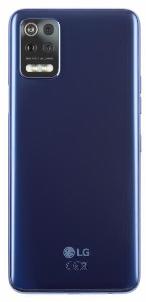 LG K52 Rückseite