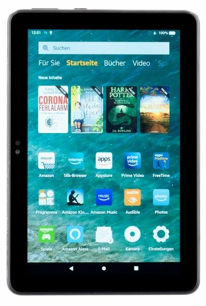 Amazon Fire HD 8 (2020) (32 GB) Hauptbild