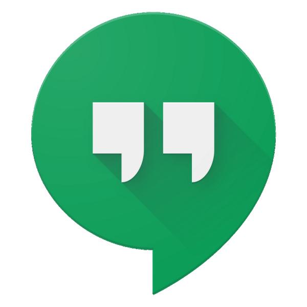 Google Hangouts Hauptbild