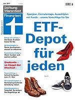 Finanztest Pantoffel Portfolio