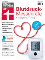 Heft 09/2020 Blutdruckmessgeräte: Hochdruckgebiet