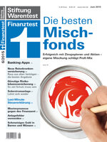 Heft 06/2015 Investmentfonds: Beliebte Mischfonds in der Analyse