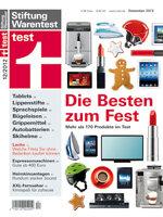 Heft 12/2012 Tablets: Es muss kein iPad sein