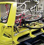 auto fahrradtr ger das risiko f hrt mit test. Black Bedroom Furniture Sets. Home Design Ideas
