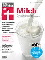 Heft 10/2017 Frische Vollmilch und CSR: Viel Gutes im Glas