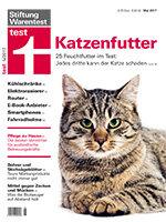 Heft 05/2017 Katzenfutter: Der Mix machts