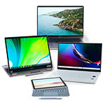 Laptops, Convertibles, Tablets mit Tastatur Test