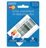 joker online mastercard bei penny prepaid kreditkarte. Black Bedroom Furniture Sets. Home Design Ideas