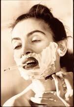 Haarentfernung Im Gesicht