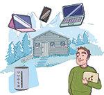 LTE-Zuhause-Tarife im Vergleich Special