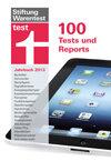 test Jahrbuch 2013: 100 Tests und Reports