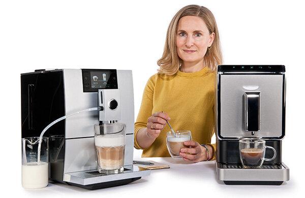 kaffeevollautomat stiftung warentest 2019
