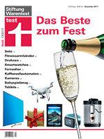 Heft 12/2017 Sekt: Von edel bis muffig