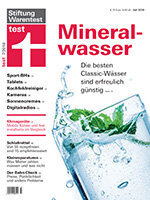 Heft 07/2018 Mineralwasser: Das große Prickeln