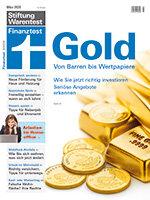 Heft 03/2020 Gold: Goldrausch ohne Kater