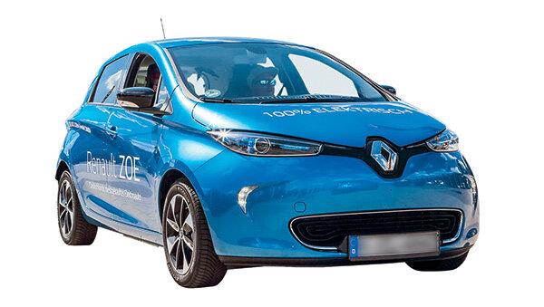 E Auto Von Renault Daten Von Finanztest Leser Gesammelt Stiftung