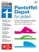 Heft 09/2019 Pantoffel-Portfolio: In guten und in schlechten Zeiten