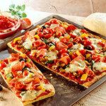 Pizzateig im Test Meldung
