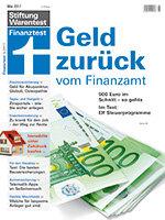 Heft 05/2017 Steuerprogramme: Von gut bis ausreichend – und besser als auf Papier