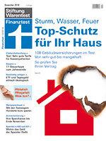 Heft 12/2018 Wohngebäude: Vier Bausteine für mehr Sicherheit