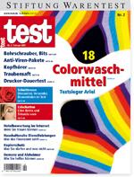 colorwaschmittel der preis spricht f r denk mit test stiftung warentest. Black Bedroom Furniture Sets. Home Design Ideas