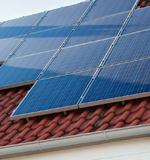Solaranlage Test