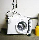 totalschaden im badezimmer fortsetzung loch in der decke meldung stiftung warentest. Black Bedroom Furniture Sets. Home Design Ideas