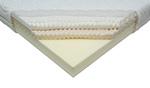 memopur matratze von aldi nord sandwich f r leichte schnelltest stiftung warentest. Black Bedroom Furniture Sets. Home Design Ideas