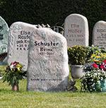 Werkvertragsrecht: Auch Grabsteine können fehlerhaft sein