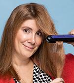 Glätteisen: Vier bändigen Mähnen gut, zwei können gefährlich werden