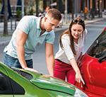 Autounfall clever regulieren: Mit Vollkasko bei Teilschuld viel Geld sparen