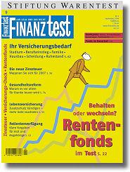 finanztest 09 2006 heft stiftung warentest. Black Bedroom Furniture Sets. Home Design Ideas